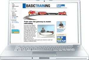 Model Railroader Basic Training
